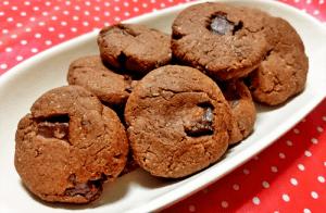 オレンジチョコクッキー