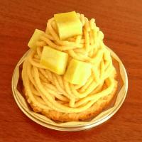 お芋のモンブラン